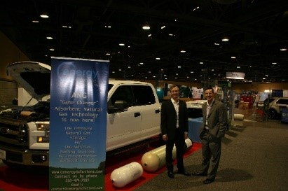Cenergy Solutions CNG Exhibit