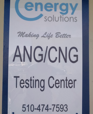 new ANG test center